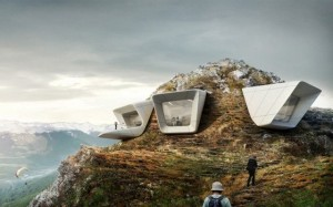 The newest Messner Mountain Museum